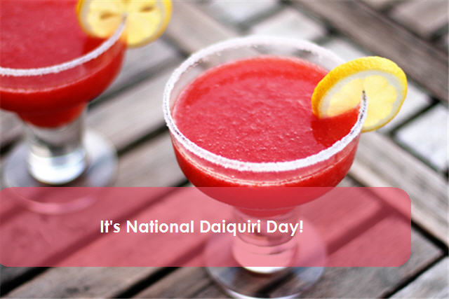 daquiri day