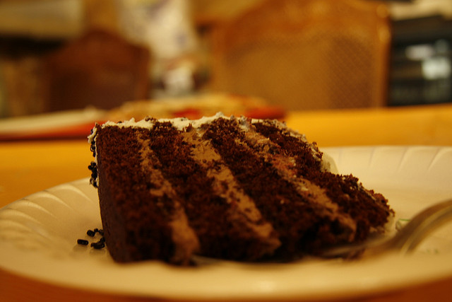 Craving chocolate cake? It could be your gut.